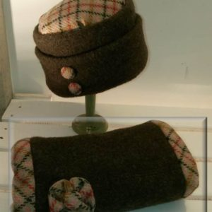 manchon laine bouillie