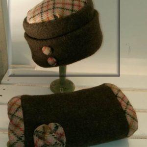 toque laine bouillie